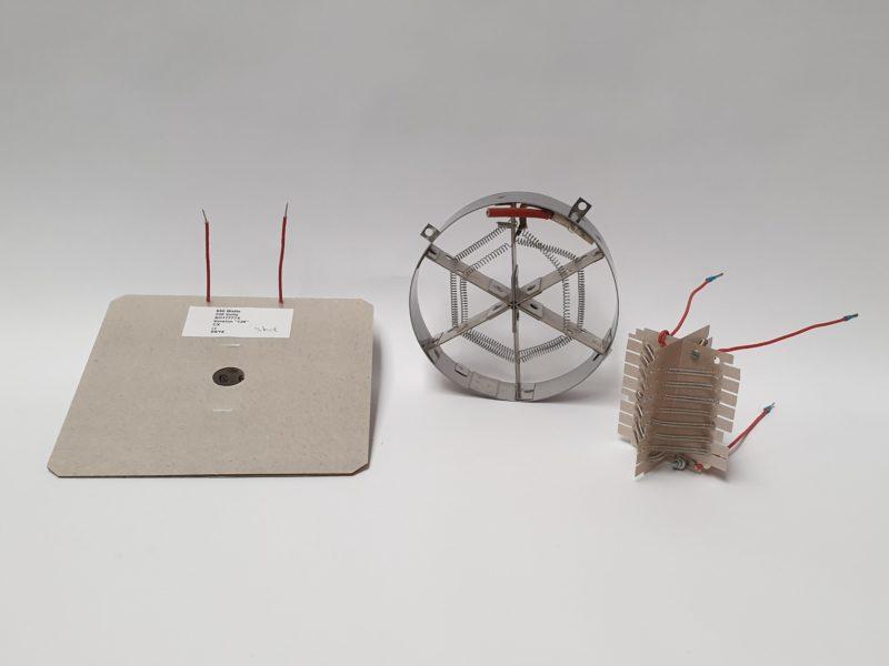 Résistance chauffante en papier de mica – SCIENTAX // Heating element made of mica paper - SCIENTAX