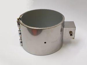 Collier chauffant céramique blindé – SCIENTAX // Shielded ceramic heating band - SCIENTAX