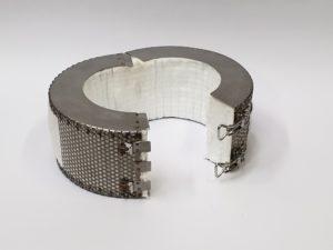 Carter calorifugé, serrage par grenouillères - SCIENTAX / Insulated housing, tightening with pads - SCIENTAX