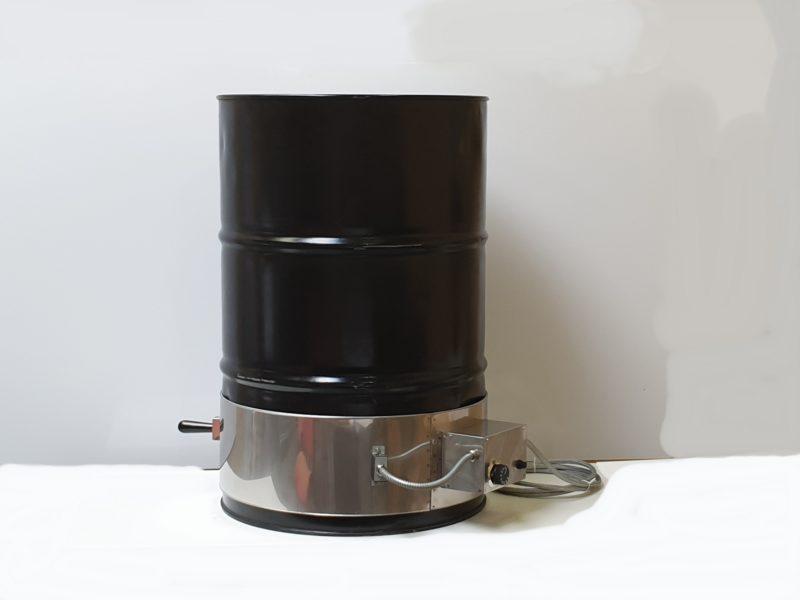 Collier pour chauffage de fût avec thermostat