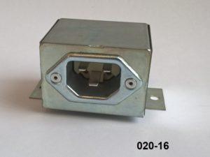 Connecteur axial - SCIENTAX