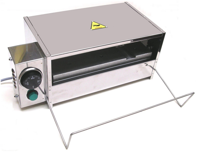 Fourneau à dorer - SCIENTAX // Gilding furnace - SCIENTAX