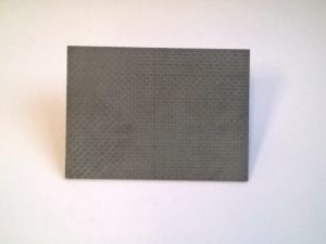 Isolant thermique en plaque // Thermal insulation in sheets