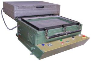 Pelliplaqueuse 700 x 500 mm - SCIENTAX // Manual laminating machine 700 x 500 mm - SCIENTAX