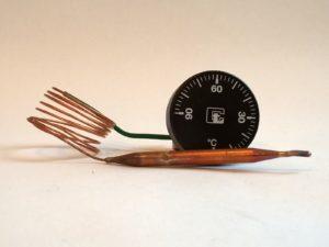Thermostat à bulbe et capillaire - SCIENTAX