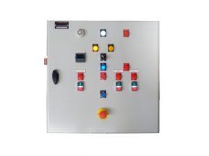 Coffret de régulation de température sont destinés à la régulation d'appareils de forte puissance, en 230/400V Triphasé.