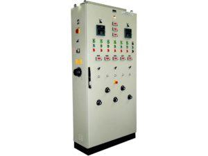 Armoires de régulation de température sont destinés à la régulation d'appareils de forte puissance, en 230/400V Triphasé. // Temperature control panels are intended for the regulation of high power appliances, in 230/400V three-phase.