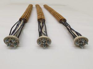 Résistance chauffante sous barillets en céramique – SCIENTAX // Heating element under ceramic barrels - SCIENTAX