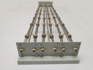 Fils chauffants en nickel Chrome 80/20 pour chauffage d'air ventilé – SCIENTAX // Nickel Chrome 80/20 heating wires for ventilated air heating - SCIENTAX
