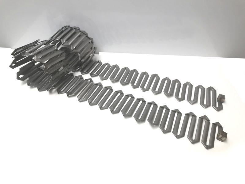 Ruban chauffant en nickel Chrome 80/20 pour chauffage infrarouge – SCIENTAX // Nickel Chrome 80/20 heating ribbon for infrared heating - SCIENTAX