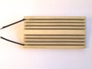 Résistances chauffantes plates à feu vif (chauffage par rayonnement)- SCIENTAX // Flat radiant heaters (radiant heating) - SCIENTAX
