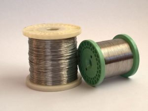 Fils et rubans nickel Chrome 80/20 // Nickel Chrome 80/20 wires and strap
