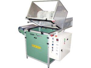 Thermoformeuse semi-automatique 700 x 500 - SCIENTAX // Semi-automatic thermoforming machine 700 x 500 forming depth 250 - SCIENTAX