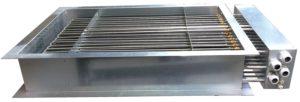 Batterie Process pour chauffage d'air à haute température - SCIENTAX