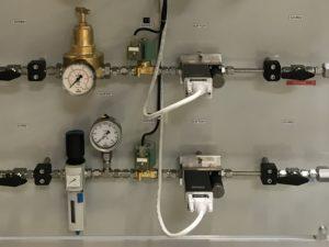 Platine gaz CEI 60332-1
